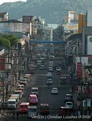 downtown city proper