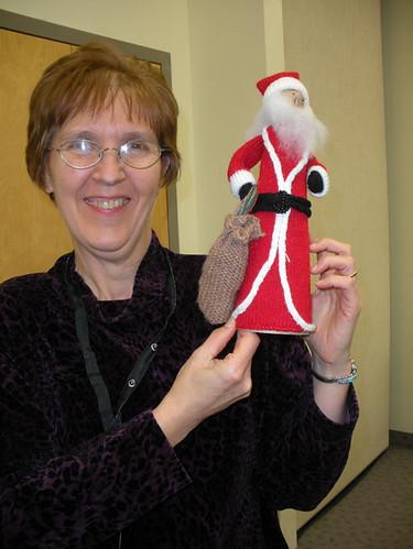 Polly's Santa