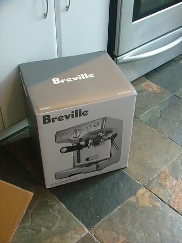 breville in kitchen floor