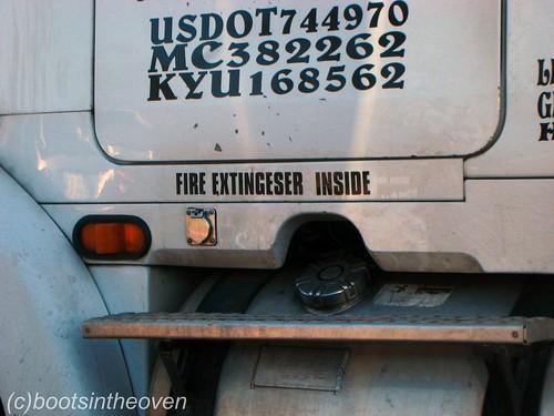Extingewho?