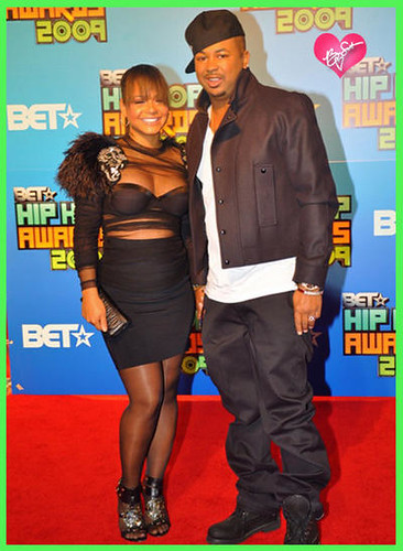 christina_milian_the_dream_hip_hop_bet_awards_2009