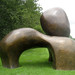 Donald Likens|Sheep Piece by Henry Moore
