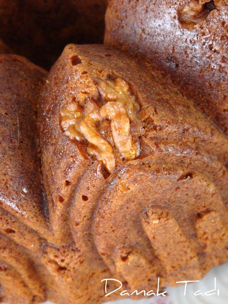 Muzlu-Elmalı Kek