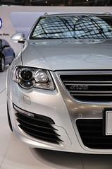 VW Passat wagon R36 (ElvisChen) Tags: vw nikon taiwan autoshow vehicle tamron d90 b005 1750mmvc