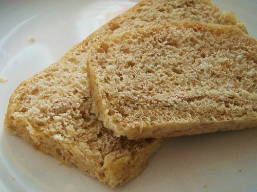 honey whole wheat bread - 20
