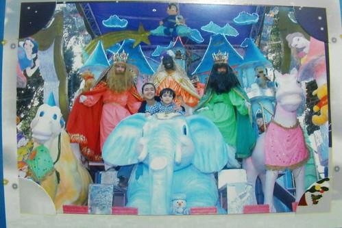 Foto con los Reyes