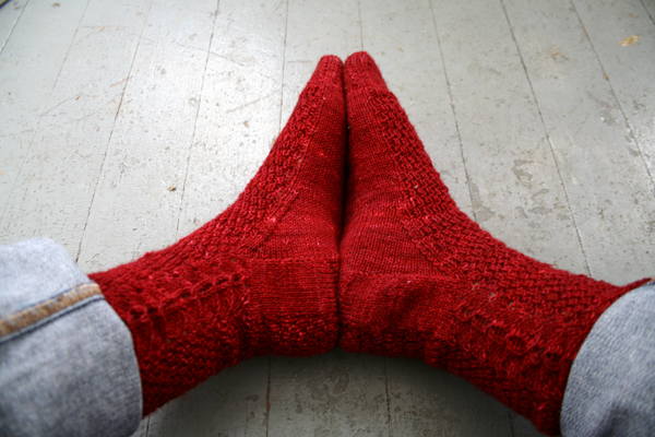 Child's French Sock