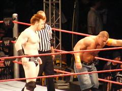 John Cena vs. Sheamus