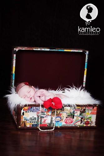 Blogging Baby M.:)