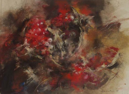 JMF - Pomegranates 72