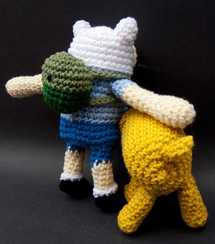 Adventure Time Knitting Patterns : Knit Your Math Off. Kaufmantoldmesettheworldonfires Blog