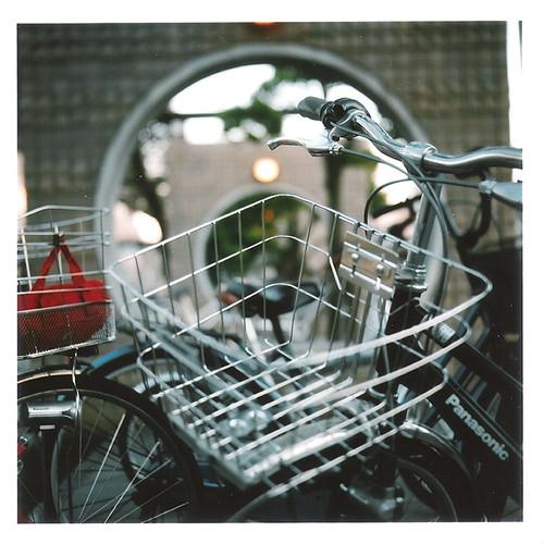 mamiya6_自転車