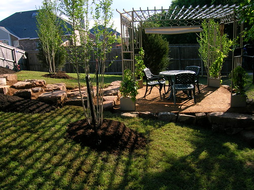 Patios landscaping design