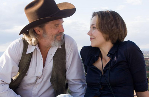 Jeff Bridges and Maggie Gyllenhaal give in to their 'Crazy Heart's.