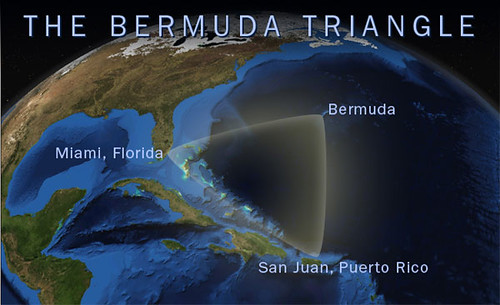 The Bermuda Triangle by NOAA's National Ocean Service, on Flickr
