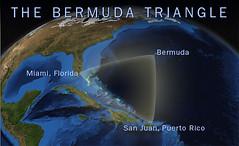 Google Earth Satellite Maps Of Bermuda Triangle Milloz