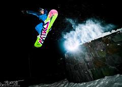 Lukas Rabe (simonberggren) Tags: winter snow ski wall canon jump skiing mark drop snowboard l 5d jib f4 1740 mkii skyport speedlite