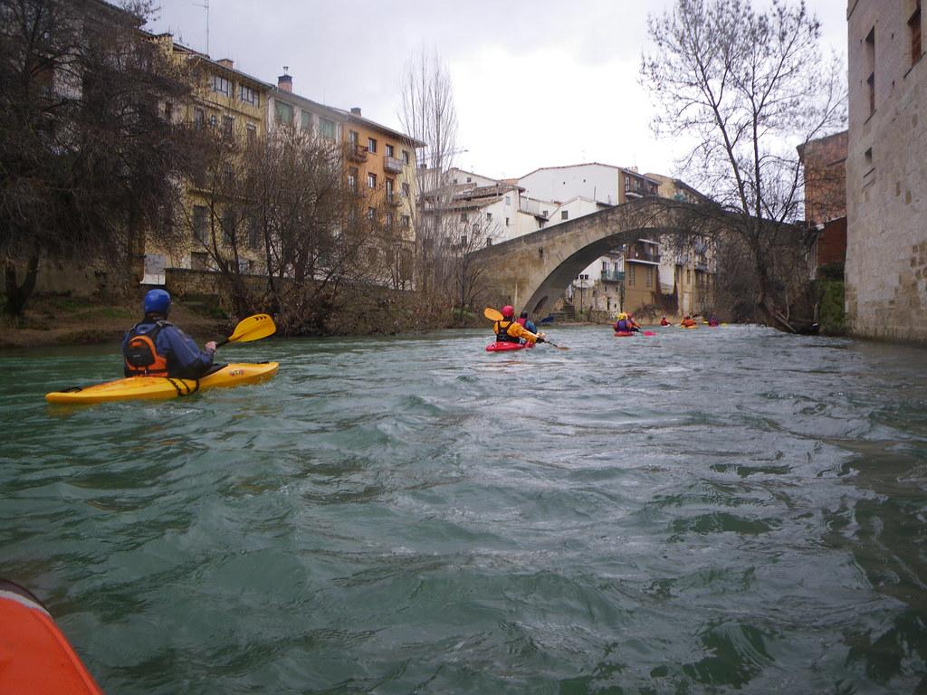 Descenso ríos Urederra y Ega 060