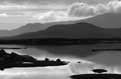 Loch Bee, South Uist #2 (Steve Terry, Isle of Skye) Tags: landscape scotland loch outer hebrides