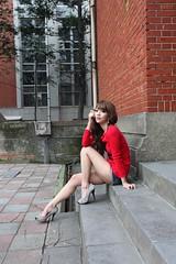 @  0930 (^o^y) Tags: woman girl lady asian model taiwan showgirl ntu sg taiwanese