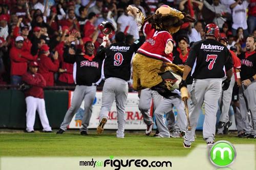 Escogido Campeones Nacionales 2010-1