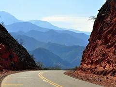 Quebrada de las Conchas Norte Argentina