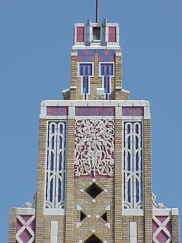 Tower, Warehouse Market, Tulsa