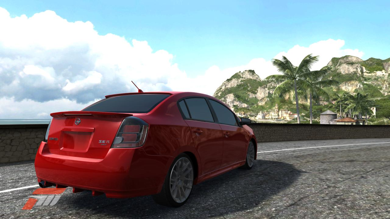 No Altima Se R In Forza 3 Nissan Forums Nissan Forum
