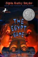 4336808224 a99f743bb3 m Top 100 Childrens Novels #79: The Egypt Game by Zilpha Keatley Snyder