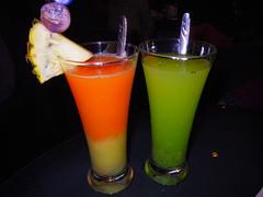 蔬活鮮果汁、綠森林果汁