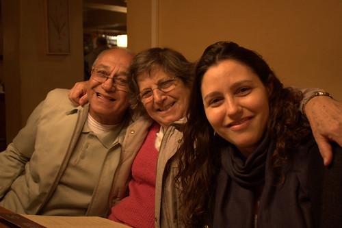 Lu, Evani and Jose
