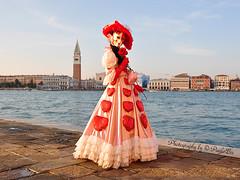 Un fiore per te ... 01 (PaoloBis) Tags: carnival venice red lovers getty carnevale rosso venezia amore gettyimages 2010 sanvalentino innamorato paolobis