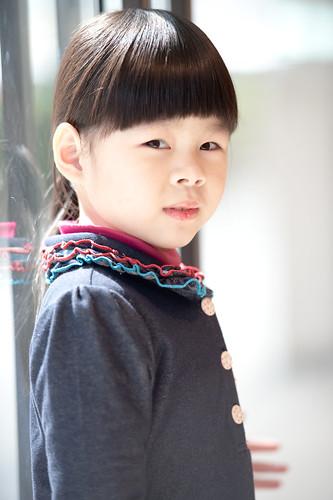 【 小孩髮型 】 可愛瀏海
