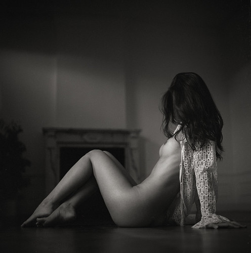 nude photo - marie-anne by Jan Scholz
