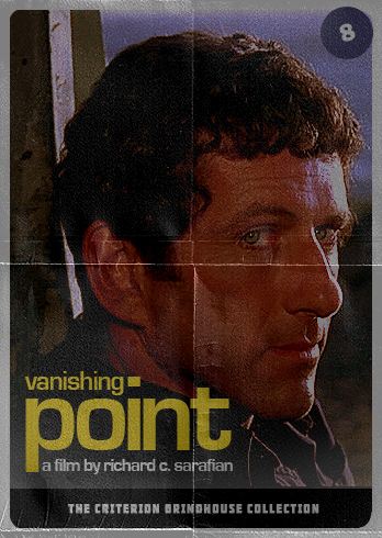 Criterion Grindhouse #8: Vanishing Point (Alternate)