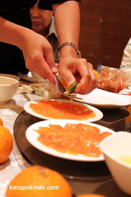 Salmon Yu Sheng