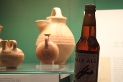 """At the British Museum.  A lot of pottery and ancient models dipicting brewing.  They sure did """"Aquire"""" a lot of stuff through the years :) (Hangar 24 Craft Brewery) Tags: ca bridge ireland england ford beer europe kevin ben jessica hangar cook award craft trent brewery kristi 24 wright guiness distillery js section redlands upon burton 2010 midlands jameson ibd marstons zerek"""