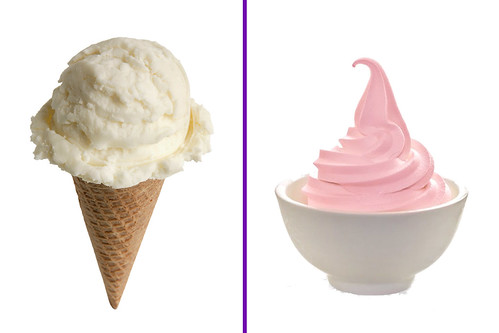 Ice Cream or Froyo?
