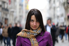 Angel in the Crowd (Volkan Donbalolu) Tags: portrait people macro cute girl beautiful beauty face female angel turkey square photography photo nikon perfect photographer expression feminine trkiye great crowd picture photographers istanbul full portraiture micro frame strong fullframe nikkor fx taksim istiklal turkish vr afs portre insan volkan bayan gzel kz melek 105mm f28g yaram 105mmf28gvrmicro 105mmvr 105vr taksimmeydan meydan 105mmf28vrmicro ifade nikkor105vrmicro d700 105vrmicro nikkor105mmf28gvrmicro 105vrf28 nikond700 nikon105vrmicro portraitworld donbaloglu donbalolu volkandonbalolu volkandonbaloglu