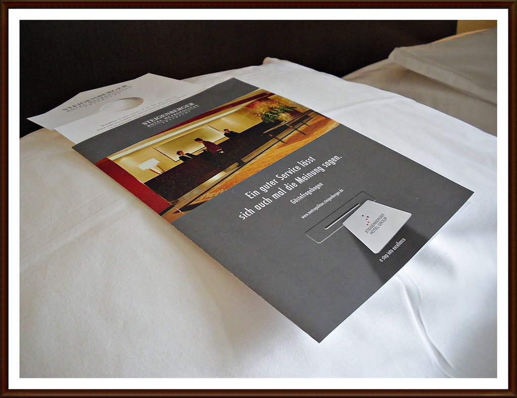 The legendary Steigenberger Metropolitan Hotel Frankfurt/Main - in the heart of the financial city - beside the main train-station - grand, discreet, elegant, design, signature...03/2010...enjoy the j