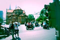 Saigon on the film (imaginet_t) Tags: film photoshop holga potatoes chopped cinematic saigon sai gon