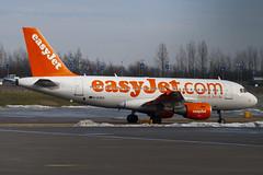 G-EZEA - 2119 - Easyjet - Airbus A319-111 - Luton - 100105 - Steven Gray - IMG_6043