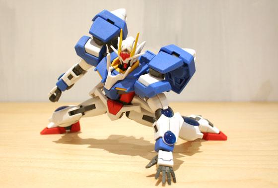 00 Gundam - articulation
