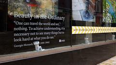 Art In Unusual Spaces – Visual Identity (SeptemberIndustry) Tags: print golden identity branding wearegoldencouk