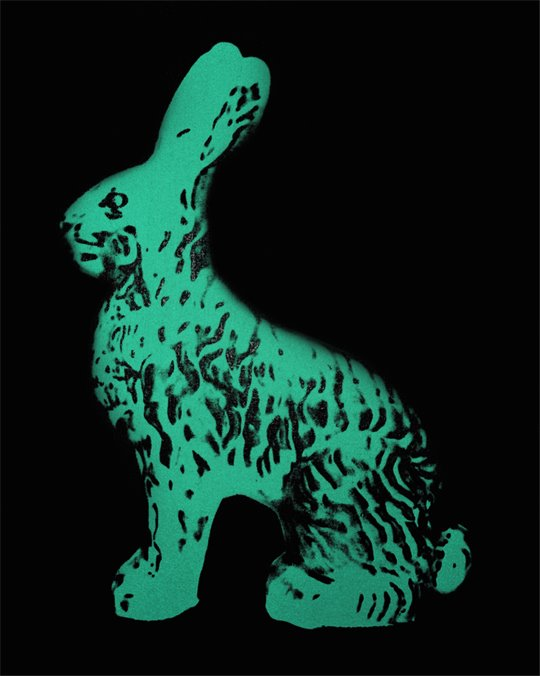 Andy_Warhol_Chocolate_Bunny_1983