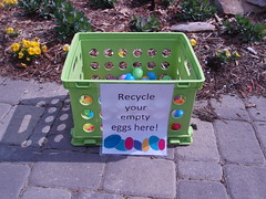egg recycling
