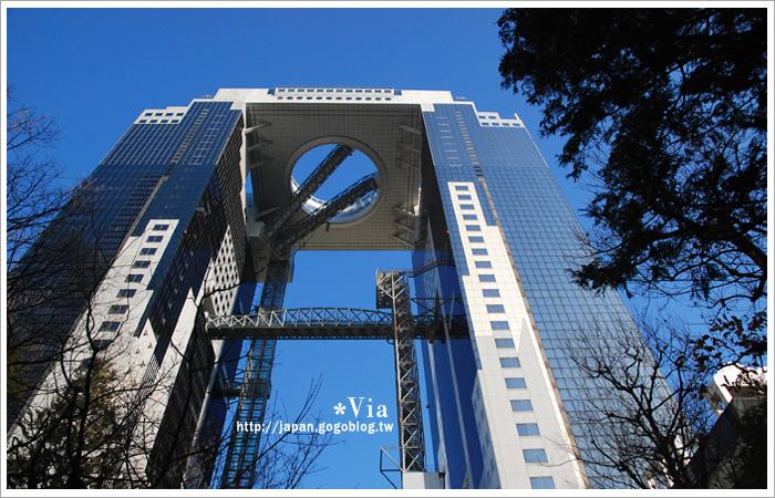 【大阪自由行】跟著via遊大阪~大阪梅田空中庭園展望台5