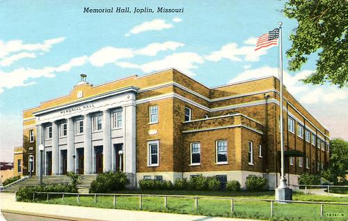 Joplin Memorial Hall