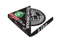 Team Manila Designed Pizza Box