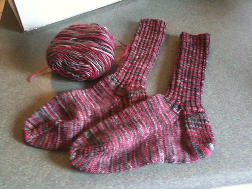 Finished socks!!